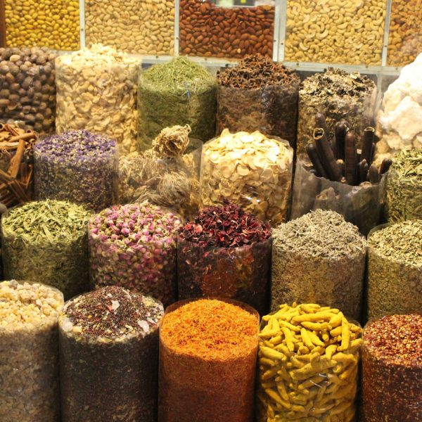 flower-pattern-food-produce-dubai-bazaar-spice-ingredient-pointers-travel