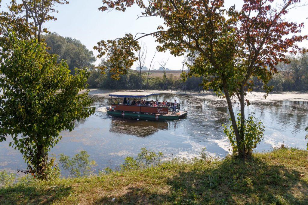 Nijemci - the pathways of Syrmia