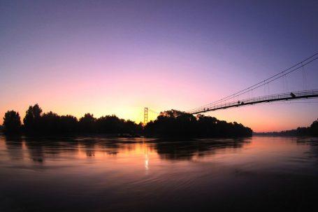 Viseći most Križnica