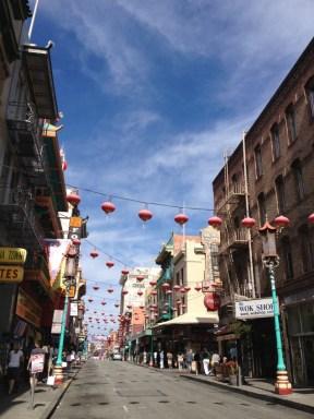 Chinatown: Wok Shop