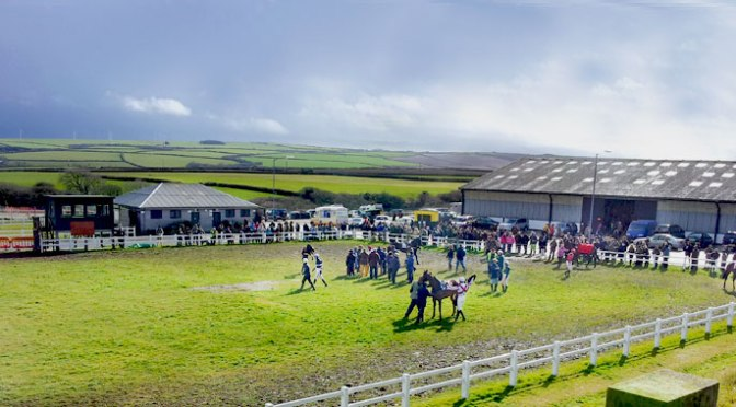 Entries: Cornwall Club Point-To-Point, Wadebridge, 11th December 2016