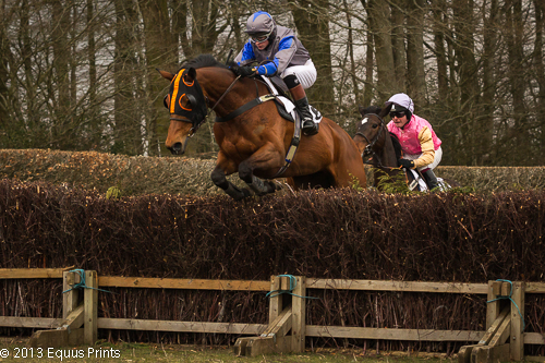 Entries: Spooners & West Dartmoor Point-To-Point, Cherrybrook, 9th April 2017