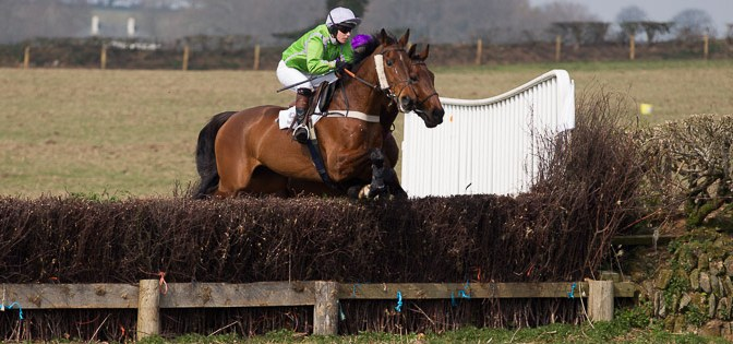 GRANVILLE'S BETTING GOSSIP: LAMERTON POINT-TO-POINT AT KILWORTHY 25 March 2018