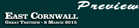 Preview: East Cornwall Point to Point – Great Trethew, Sunday 8th March 2015