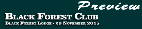 Preview: Black Forest Club Point-to-Point meeting on Sunday 29th November 2015