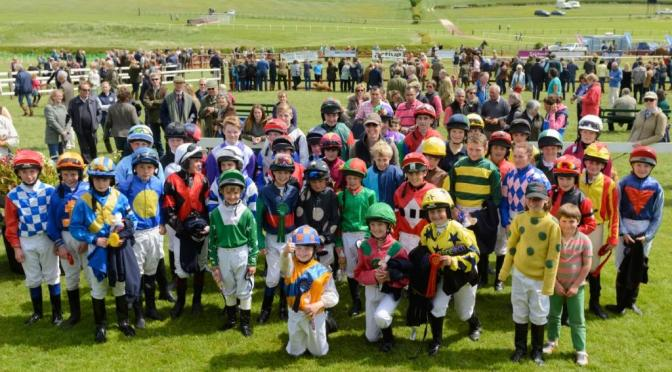 Pony Racing: East Cornwall Pony Races Report, Great Trethew, 26th March 2016