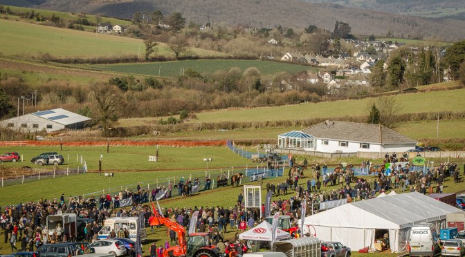 Entries: Rescheduled Dart Vale & Haldon Harriers Point-To-Point at Buckfastleigh on Saturday 31st March 2018
