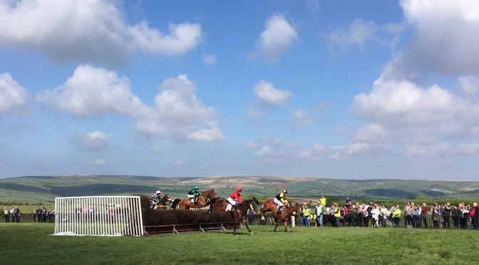 Entries: Exmoor Point-To-Point and National Pony Racing Finals, Bratton Down, Sunday 3rd June 2018