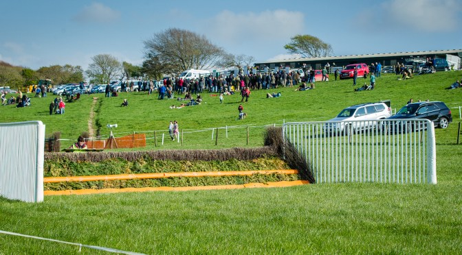 Entries and form guide: Four Burrow Point-To-Point, Trebudannon, Sunday 13th May 2018