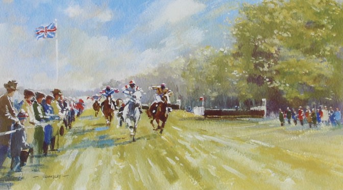 THE AXE VALE POINT-TO-POINT – AN ILLUSTRATED HISTORY