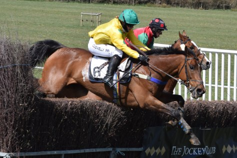 Eric The Third, ridden by Charlotte Summersby