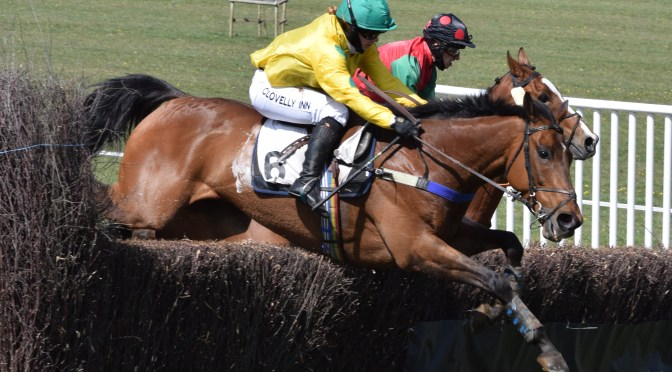 GRANVILLE'S BETTING GOSSIP – FOUR BURROW AT TREBUDANNON 24TH APRIL 2021