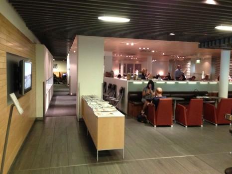 Star Alliance LHR Lounge08