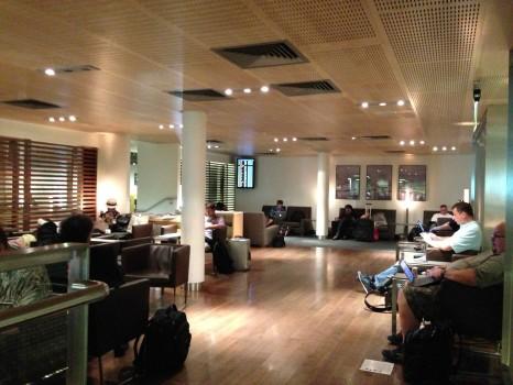 Star Alliance LHR Lounge13