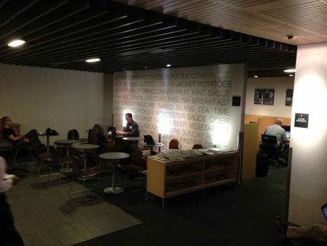 Star Alliance LHR Lounge14