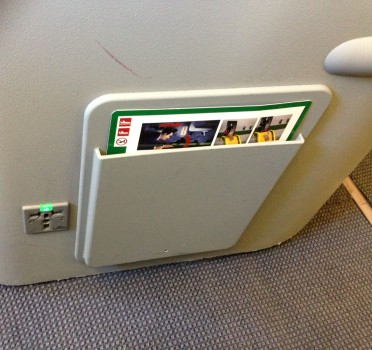 Alitalia B777-200ER Magnifica Business Class09
