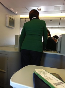 Alitalia B777-200ER Magnifica Business Class16