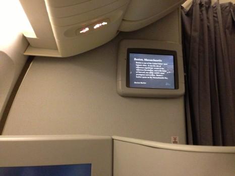 Alitalia B777-200ER Magnifica Business Class58