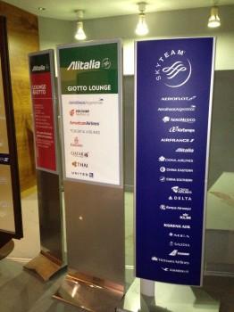 Alitalia Lounge Rome Giotto Lounge02
