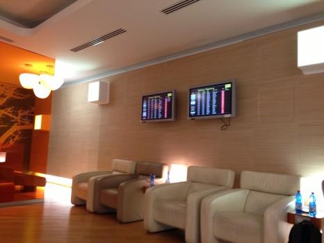 Alitalia Lounge Rome Giotto Lounge05