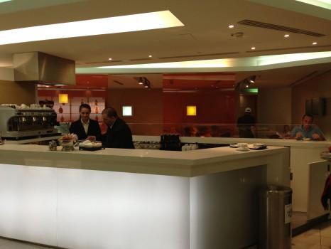 Alitalia Lounge Rome Giotto Lounge07
