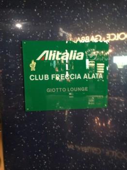 Alitalia Lounge Rome Giotto Lounge25