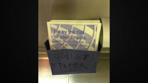 UA Toilet Paper