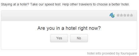 hotelwifispeedtest