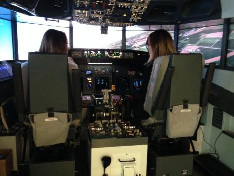 Alitalia T1 Lounge FCO4