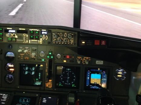 Alitalia T1 Lounge FCO6