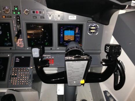 Alitalia T1 Lounge FCO7