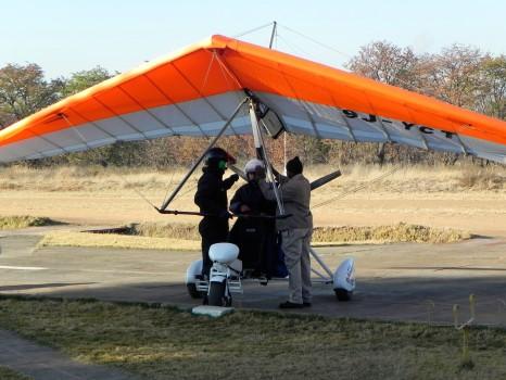 Microflight Microlight Batoka Sky Zambia Victoria Falls11