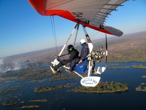 Microflight Microlight Batoka Sky Zambia Victoria Falls36