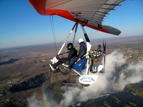 Microflight Microlight Batoka Sky Zambia Victoria Falls54