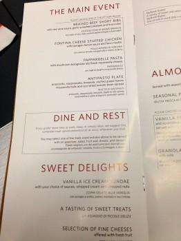 Delta JFK Rome FCO Trip Report B767-30005