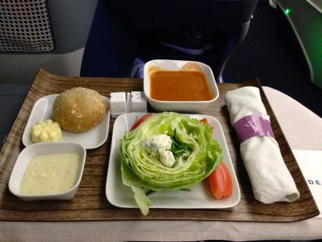 Delta JFK Rome FCO Trip Report B767-30017