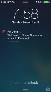 Delta JFK Rome FCO Trip Report B767-30025