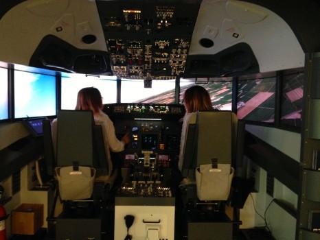 Alitalia T1 Lounge FCO Rome19