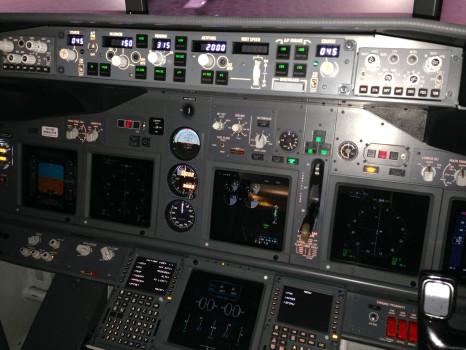 Alitalia T1 Lounge FCO Rome42