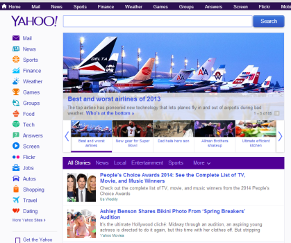 Yahoo Airlines