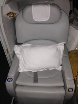 Emirates First Class A3801