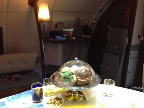 Emirates First Class A38012