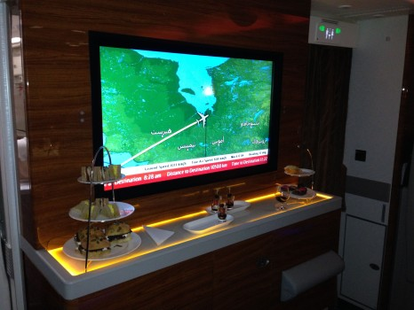 Emirates First Class A38014