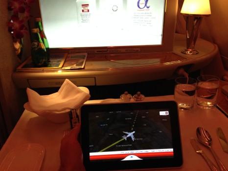 Emirates First Class A38062