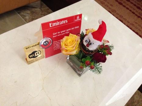 Emirates First Class Lounge Concourse A A380 Dubai033
