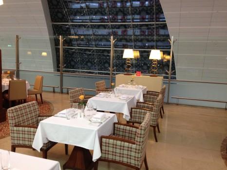 Emirates First Class Lounge Concourse A A380 Dubai037