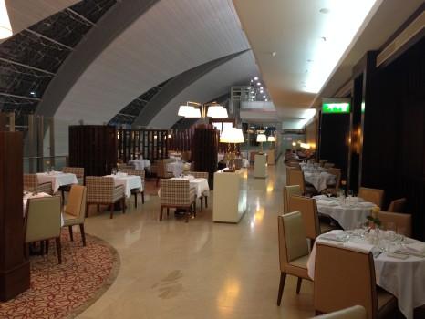 Emirates First Class Lounge Concourse A A380 Dubai038