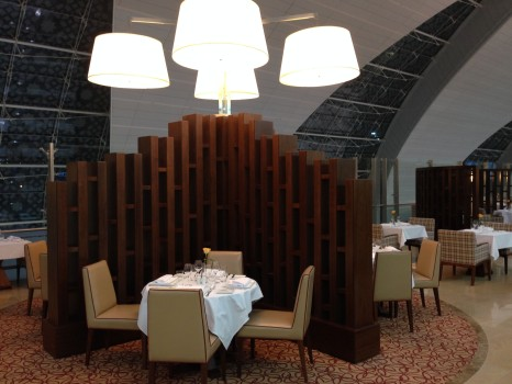 Emirates First Class Lounge Concourse A A380 Dubai039