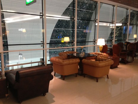 Emirates First Class Lounge Concourse A A380 Dubai068