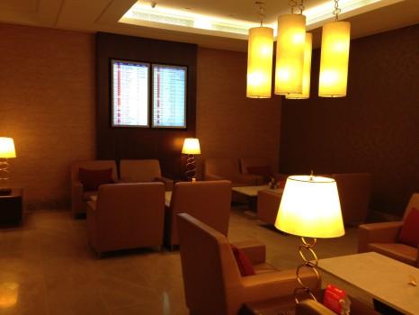 Emirates First Class Lounge Concourse A A380 Dubai087